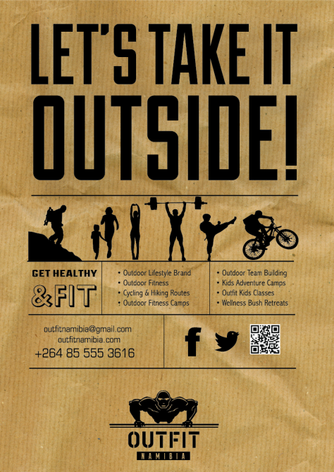 Outdoor Fitness Open Day with Outfit Namibia